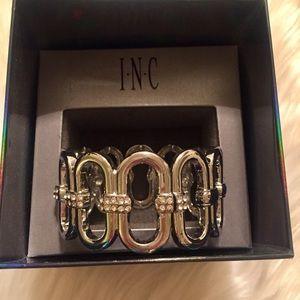 NWT INC silver bracelet